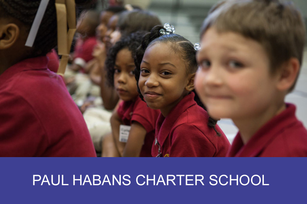 Paul Habans Charter School